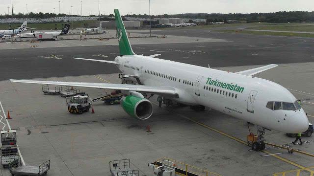 Türkmenistan Airlines Yeni Destinasyonları Açıkladı