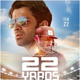 22 Yards 2019 Hindi 720p WEBRip