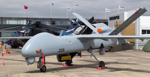ANKA-s  uav drone