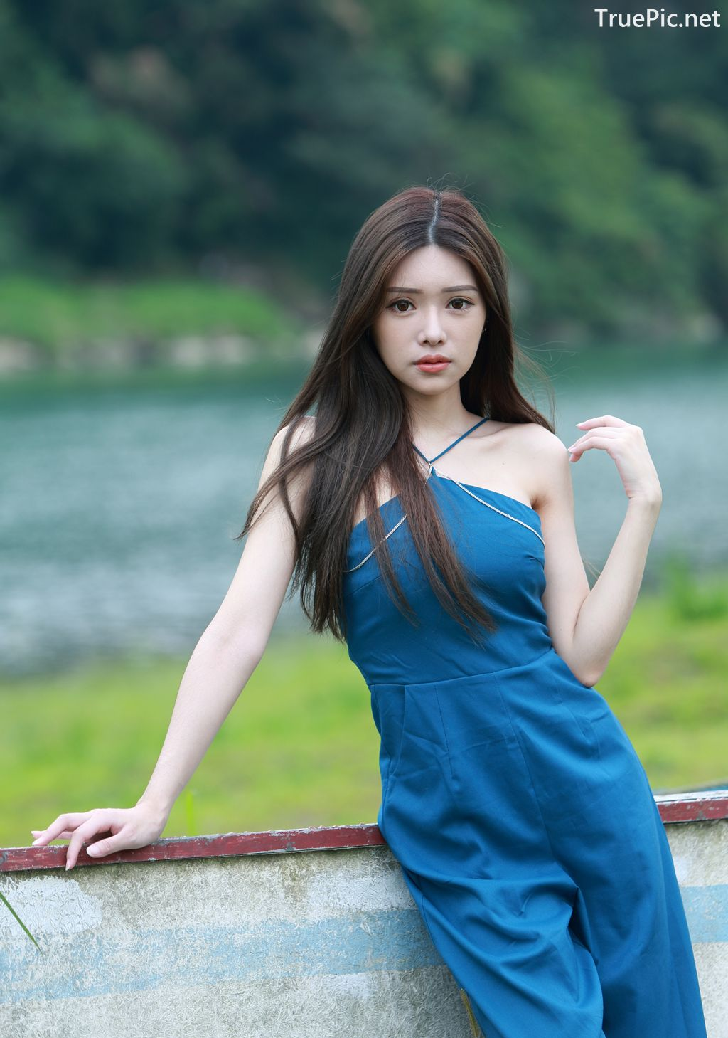 Image-Taiwanese-Pure-Girl-承容-Young-Beautiful-And-Lovely-TruePic.net- Picture-3