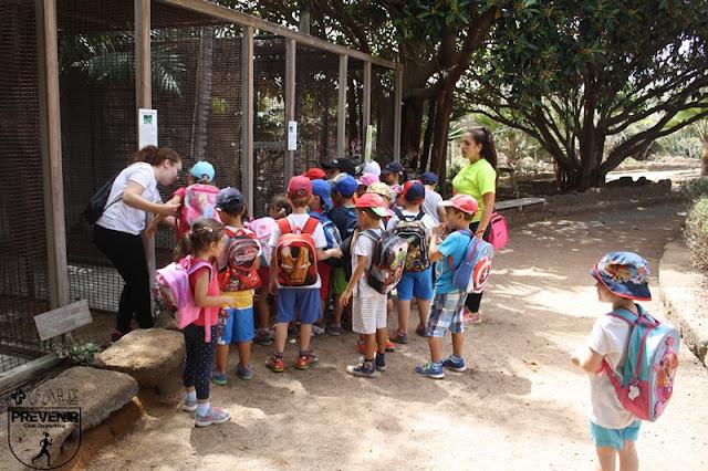 zoo parque norte niños