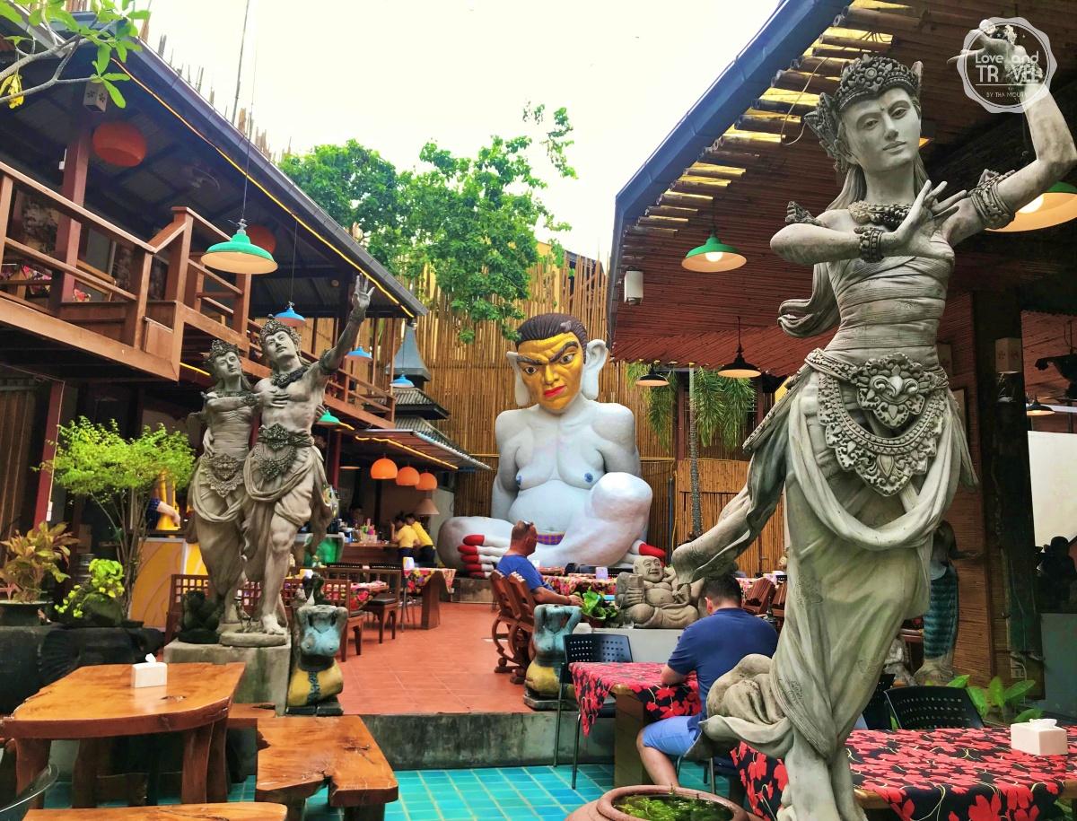 Conhecer Bangkok  na TailÂndia