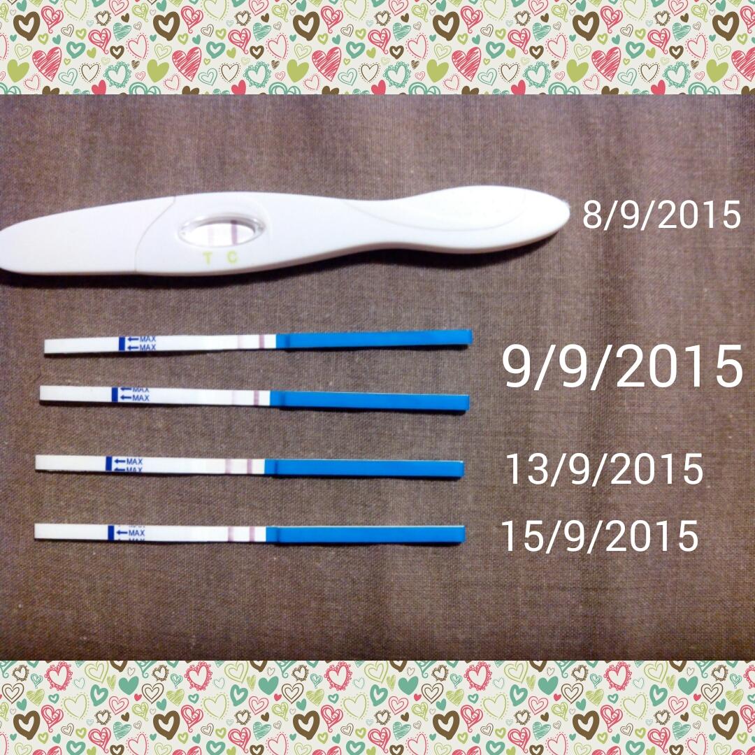 Ultrasensible test farmacia embarazo
