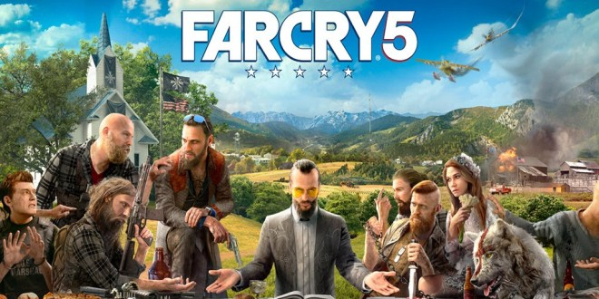 Far Cry 5 (Complete) PC Game Download