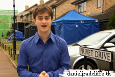Exclusive clip Ultimate DVD's: Introduction by Daniel Radcliffe