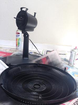 transformando o velho em novo 1 - ventilador