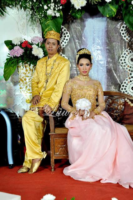Rias pengantin dan makeup artist pernikahan modern