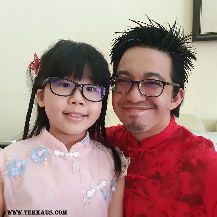 Family Photos During Chinese New Year