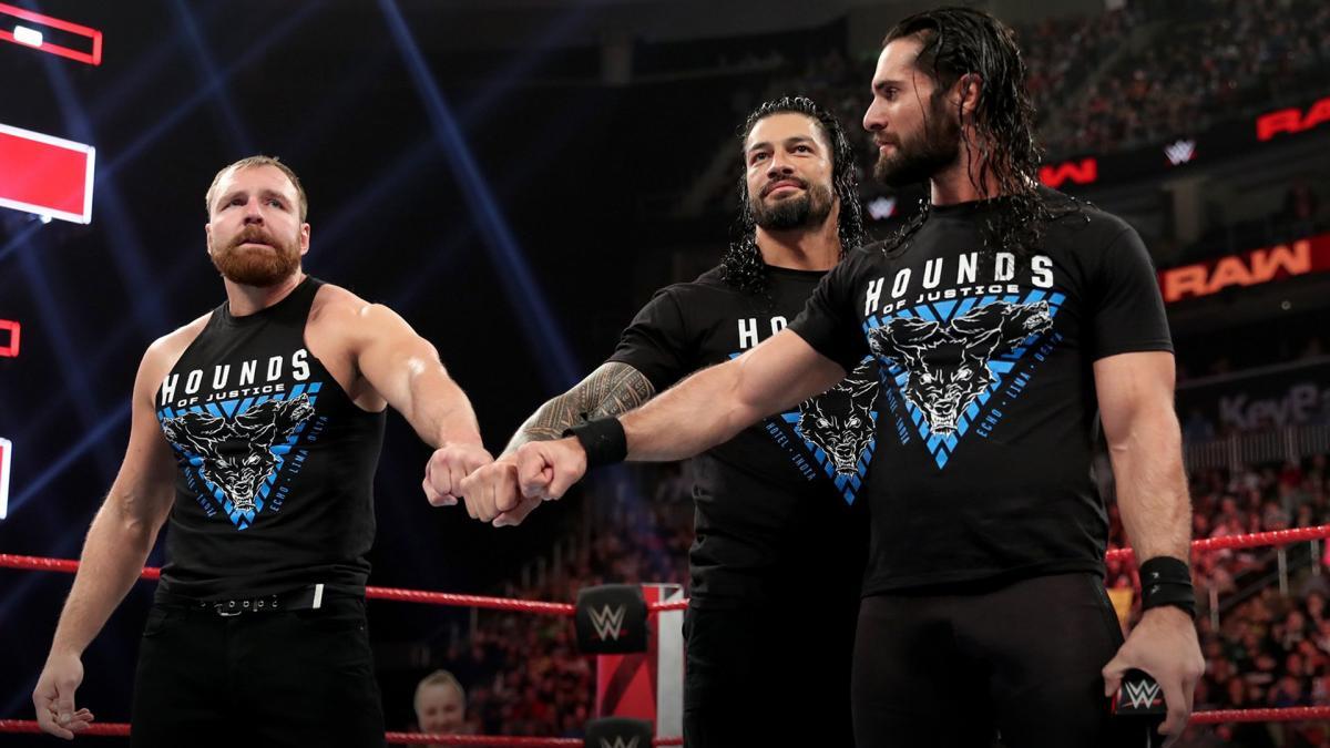 Roman Reigns não está interessado em um retorno da The Shield