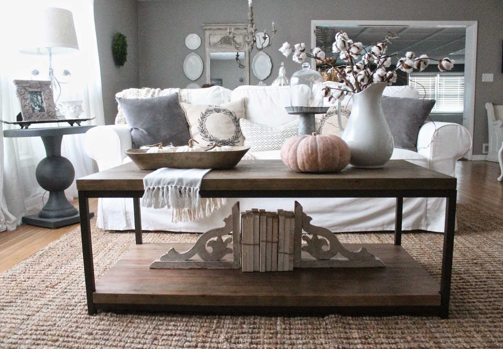 12th And White: 3 Ways To Style A Coffee Table