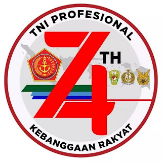 DIRGAHAYU KE - 74 TNI TAHUN 2019