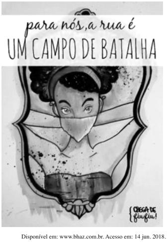 ENEM 2020: Essa campanha de conscientização sobre o assédio sofrido pelas mulheres nas ruas constrói-se pela combinação da linguagem verbal e não verbal