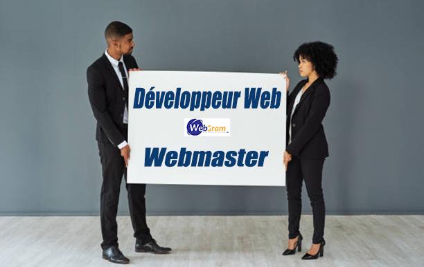 Différence entre développeur web et Webmaster, WEBGRAM, meilleure entreprise / société / agence  informatique basée à Dakar-Sénégal, leader en Afrique, ingénierie logicielle, développement de logiciels, systèmes informatiques, systèmes d'informations, développement d'applications web et mobiles