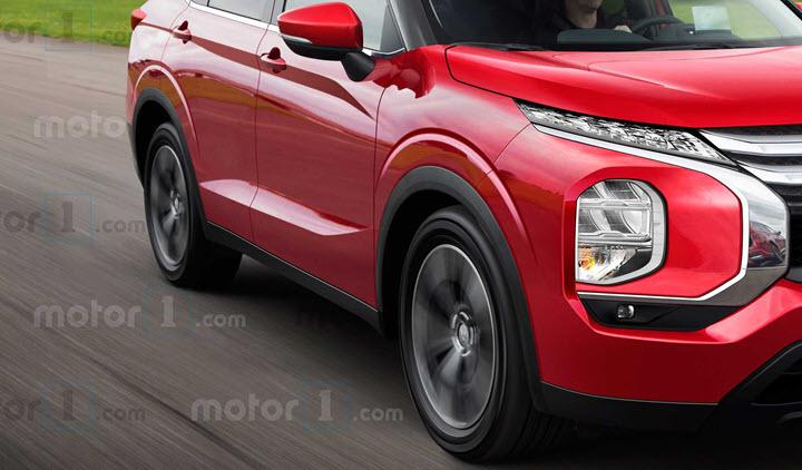 Xem trước Mitsubishi Outlander 2021: Chờ ngày về Việt Nam đấu Mazda CX-5, Honda CR-V