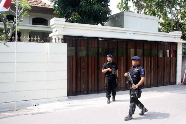 Wiranto Diserang, Polisi Perketat Keamanan Rumah Jokowi di Solo