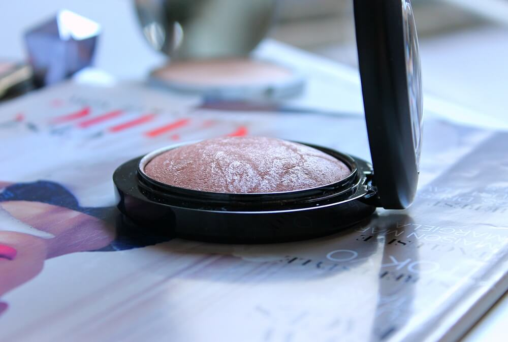 mac soft and gentle highlighter recenzija
