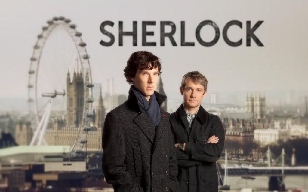 Delshady Digital Movies: Sherlock (Season 1 - 3)