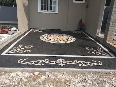 vv50 Model Batu Sikat Bali Untuk Garasi Carpot Dan Halaman Rumah
