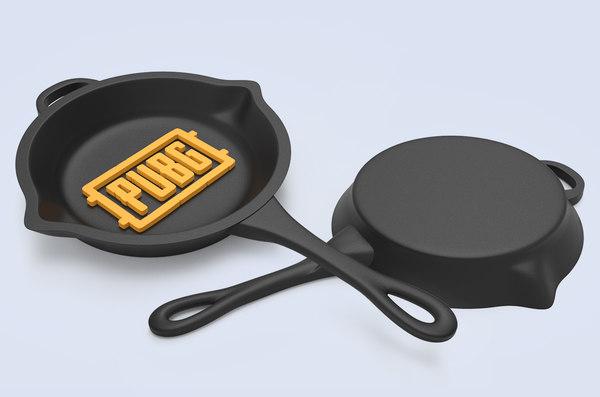 ما هي الطريقة الصحيحة لاستخدام مقلاة في لعبة ببجي موبايل؟