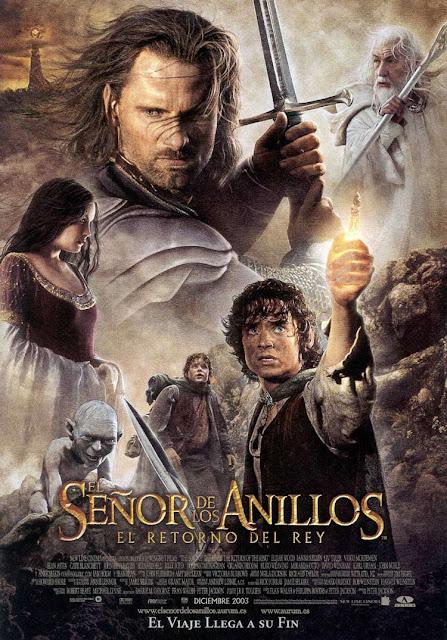 Señor de los Anillos 1, 2 y 3 Colección DVDRip Español Latino Peliculas