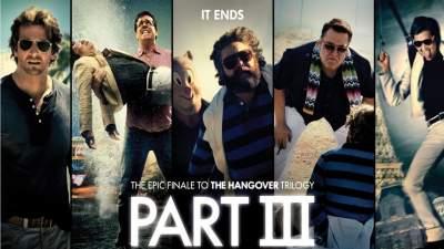 The Hangover Part III (2013) Hindi + Eng + Tamil Full Movies Download 480p