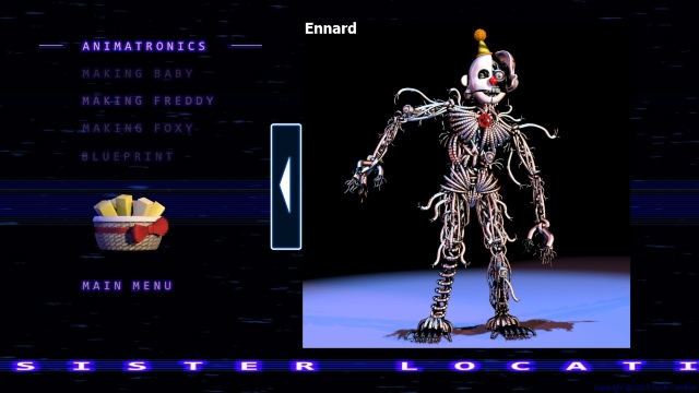 Download FNaF Sister Location PC Gameplay