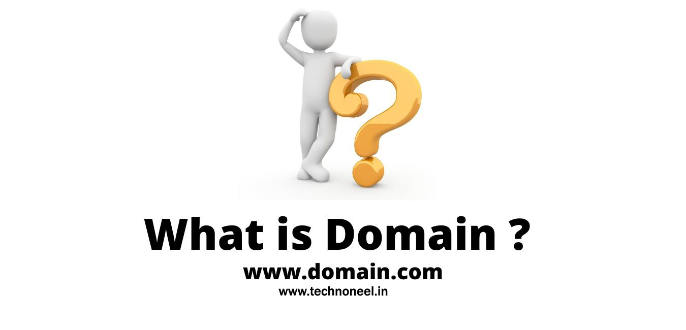 Domain Name, What is Domain Name, Domain Name Meaning in Hindi, How Domain Name Work, What is web Hosting