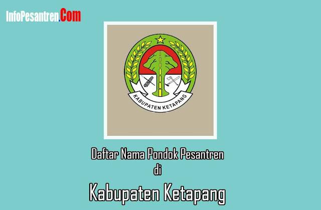 Pesantren di Kabupaten Ketapang