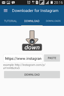 Cara Download Video dan Foto di Instagram