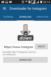 Cara Download Video dan Foto di Instagram