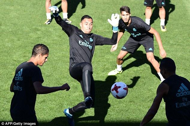Real Madrid vui hết nấc trước đại chiến với Barcelona 6
