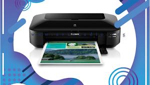 Reset Printer Canon Pixma  iX6700, iX6730, iX6750, iX6770 (Waste Ink Tank/Pad is Full)