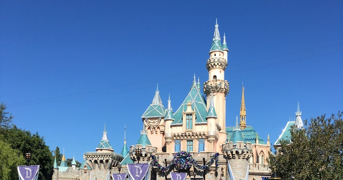Disneyland California - Truly the most happiest place on earth