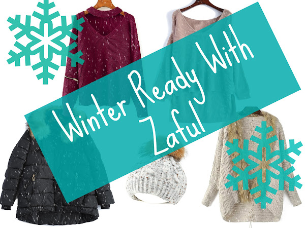 Winter Ready With Zaful