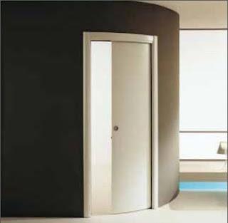 Puertas correderas una forma de ganar espacio - Como instalar una puerta corredera ...
