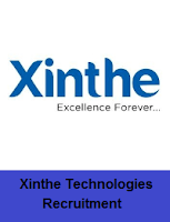 Xinthe Technologies Recruitment