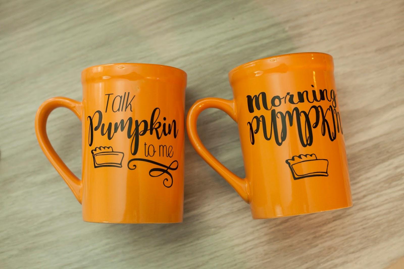 The Rustic Redhead Free Cut Files For Fall Themed Coffee Mug