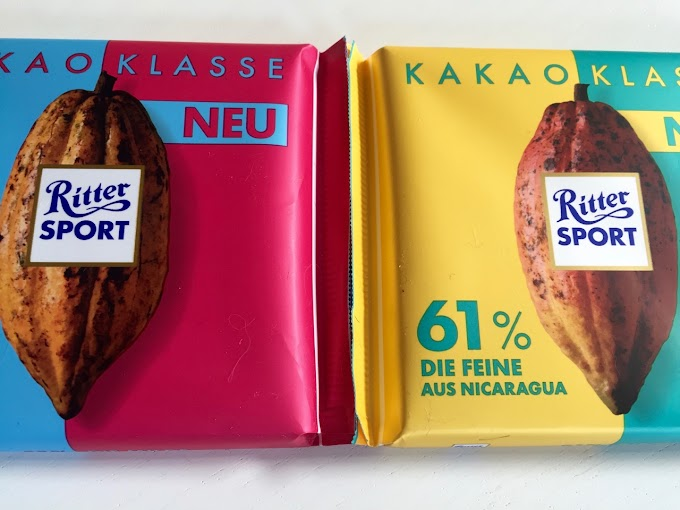 Der große Schokoladentest (5): Ritter Sport Kakao-Klasse