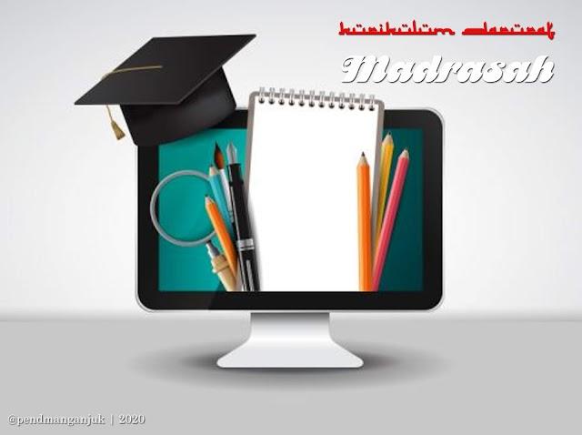 SK Dirjen Pendidikan Islam tentang Kurikulum Darurat
