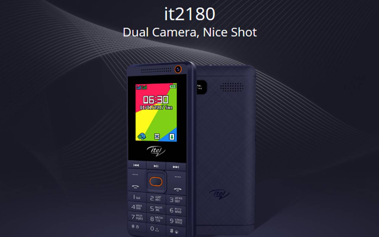 Itel it2180 Full Device Specifications, Review, Price and Where to Buy