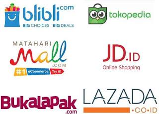 Tempat Belanja Online di Indonesia bisa dibilang bagaikan jamur dimusim  hujan 11c3ab3b39