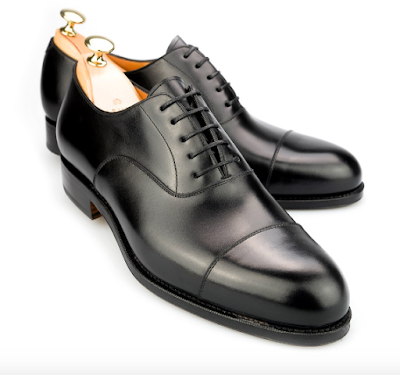 zapatos oxford Carmina