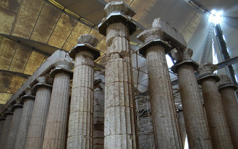 Temple of Apollo Epicurius closed on weekends