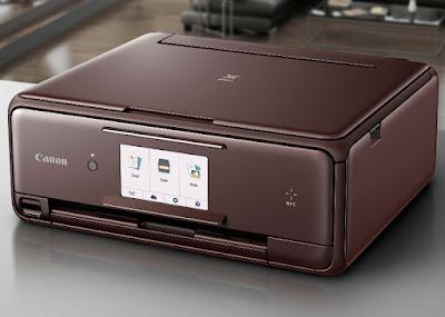 Download Canon Pixma TS8053 Driver Printer