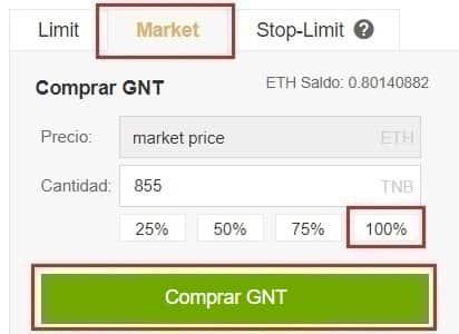 Cómo Comprar Criptomoneda Golem (GNT) en Binance y Coinbase