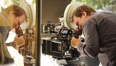O diretor e roteirista Quentin Tarantino (Crédito: Andrew Cooper)