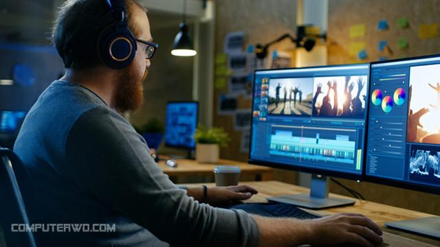 أفضل تجميعية جهاز كمبيوتر بميزانية متوسطة لبرامج المونتاج عالم الكمبيوتر - PC for Video Editing computer-WD cover