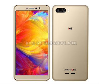 Symphony i65 Firmware Flash File Free Download
