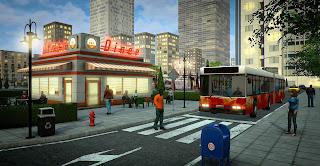 Bus Simulator PRO 2017 MOD Cracked APK