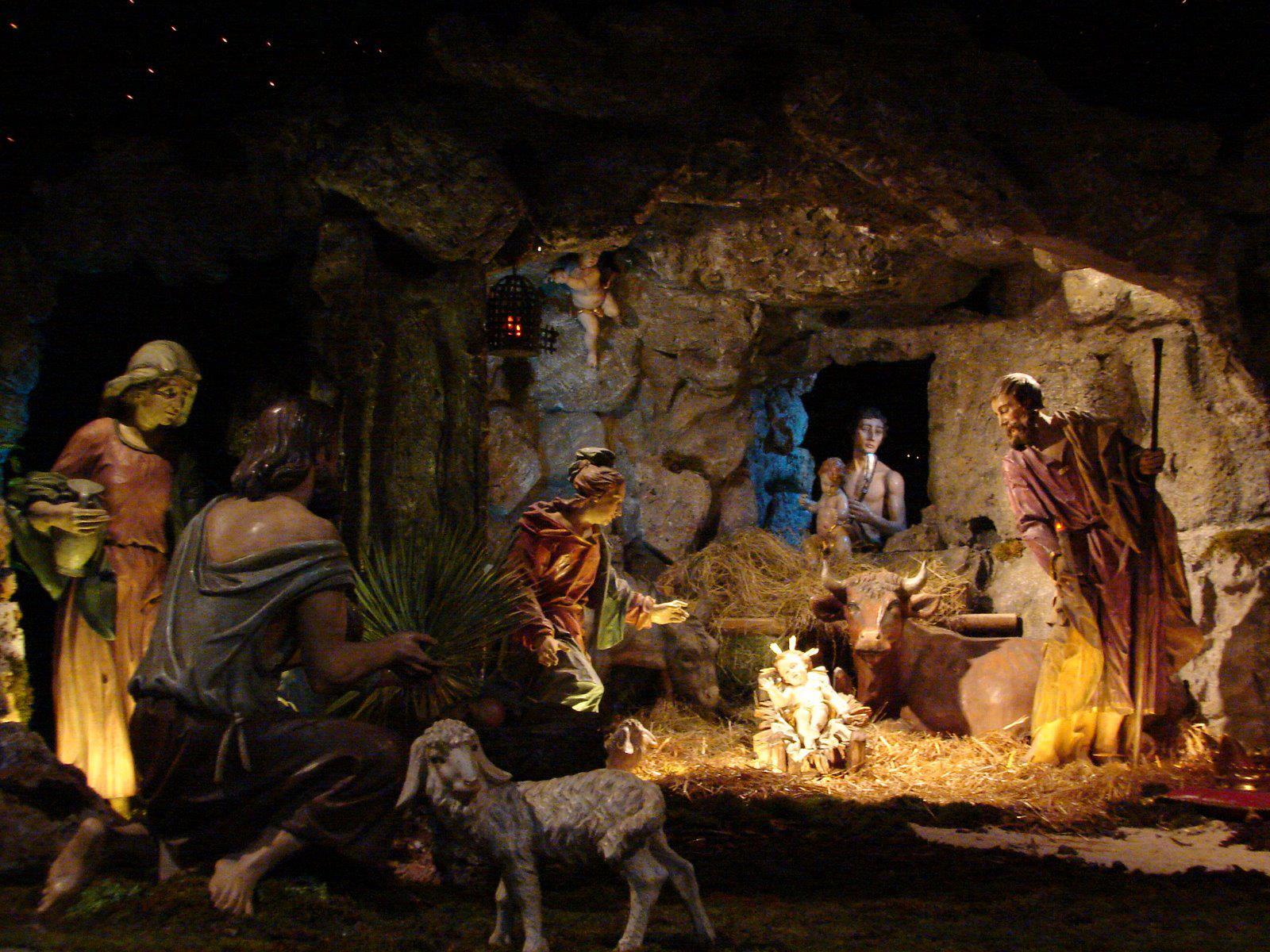 25 De Diciembre Nacimiento De Jesús